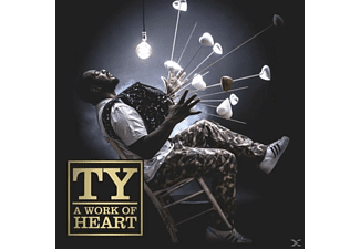 Ty - A Work Of Heart - (CD)