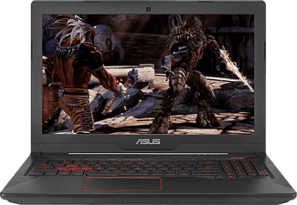 "ASUS ROG FX503VM-EN184T laptop (15,6"" Full HD matt/Core i5/8GB/256GB SSD/GTX 1060 3GB VGA/Windows 10)"