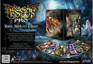 Dragon's Crown Pro - Battle Hardened Edition - PlayStation 4