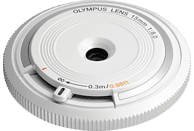 OLYMPUS BCL 1580 Body Cap  für Micro-Four-Thirds , 15 mm - 15 mm , f/8