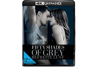 Fifty Shades of Grey - Befreite Lust - (4K Ultra HD Blu-ray + Blu-ray)