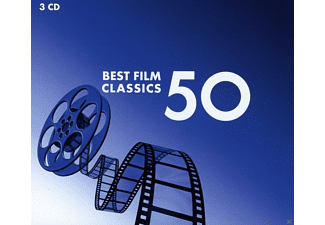 50 Best Film Classics CD