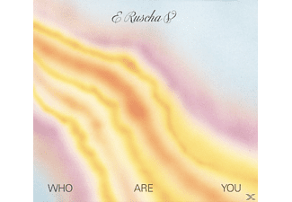E Ruscha V - Who Are You - (Vinyl)