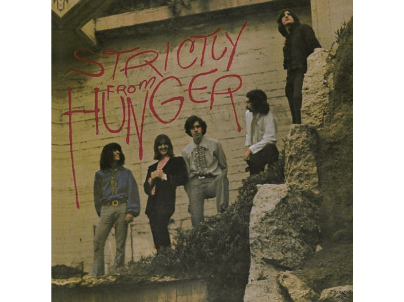 Hunger - Strictly From Hunger [CD]