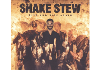 Shake Stew - Rise And Rise Again - (CD)