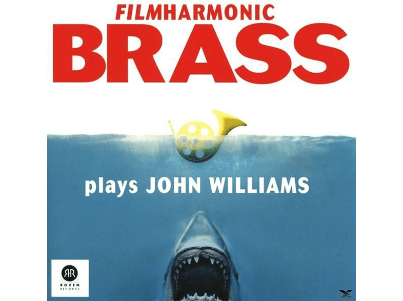 John Williams - Filmharmonic Brass [CD]