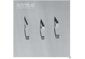 National Jazz Trio Of Scotland - Standards 4 - (LP + Download)
