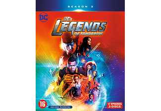 DC's Legends of Tomorrow - Seizoen 2 - Blu-ray