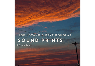 Joe Lovano & Dave Douglas Sound Prints - Scandal - (CD)