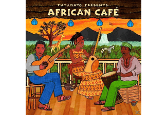 VARIOUS - African Cafe - (CD)