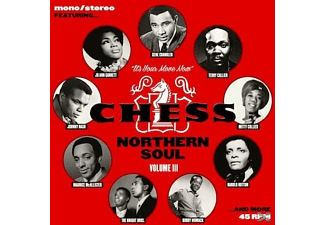 VARIOUS - Chess Northern Soul,Vol.3 (Ltd.Edt.) - (Vinyl)