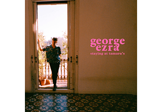 George Ezra - Staying at Tamara's - (CD)