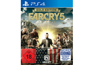 Far Cry 5 (Gold Edition) [PlayStation 4]