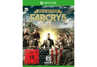 Far Cry 5 (Gold Edition) [Xbox One]