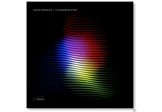 Gogo Penguin - A Humdrum Star - (CD)