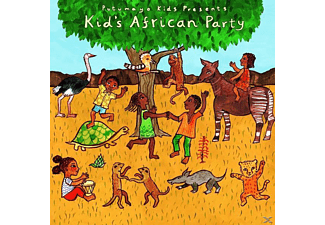 Putumayo Presents - Kid's African Party - (CD)