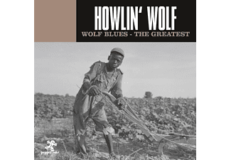 Harlem Street Singer - Wolf Blues-The Greatest - (CD)