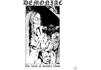 Demoniac - The Birth Of Diabolic Blood - (CD)