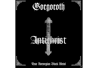 Gorgoroth - Antichrist - (CD)