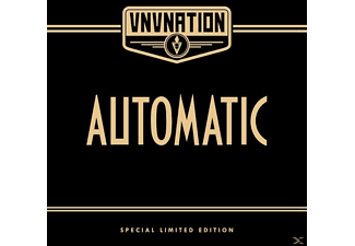 Vnv Nation - Automatic (Ltd.Clear Double Vinyl) - (Vinyl)