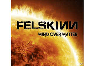 Felskinn - MIND OVER MATTER - (CD)