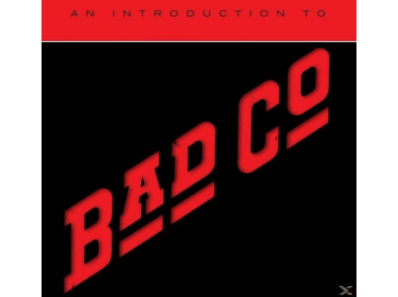 Bad Company - An Introduction To [CD]