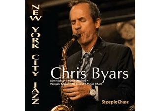 Chris Byars - New York City Jazz - (CD)