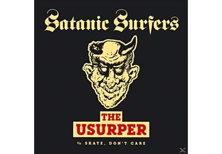 "Satanic Surfers - The Usurper (B/W Skate,Don't Care,7"") - (Vinyl)"