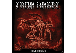 Iron Angel - Hellbound (Ltd.Blood Red Vinyl) - (Vinyl)