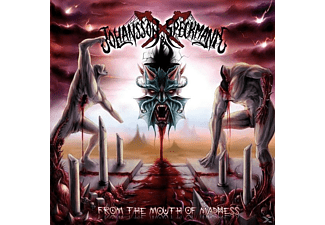 Johansson & Speckmann - From The Mouth Of Madness - (CD)