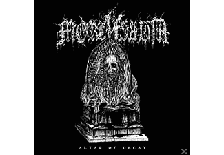 Mortiferum - Altar Of Decay - (Maxi Single CD)
