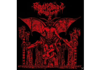Black Blood Invocation - Atavistic Offerings To The Sabbatic Goat - (Maxi Single CD)