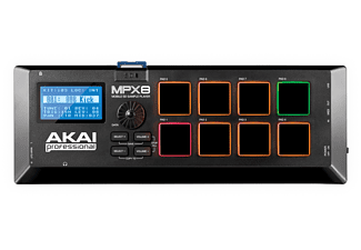 AKAI PROFESSIONAL Mobiler SD Sample Player MPX8