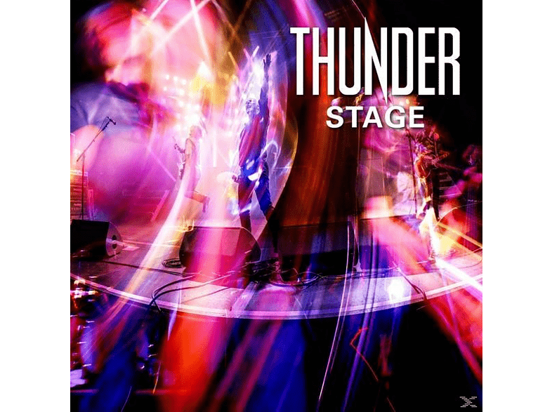 Thunder - Stage [Blu-ray]