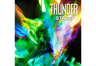 Thunder - Stage (Super Video Box Set) - (Blu-ray)