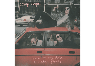 Camp Cope - How to Socialise & Make Friends - (CD)