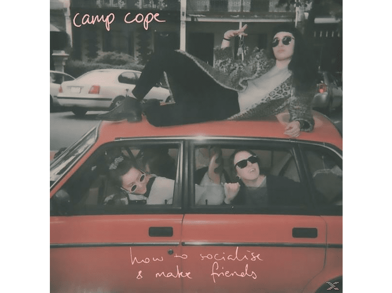 Camp Cope - How to Socialise & Make Friends [CD]