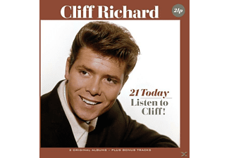 Cliff Richard - 21 Today/Listen To Cliff! - (Vinyl)