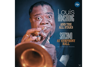 Louis Armstrong - Satchmo At Symphony Hlall - (Vinyl)