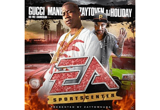 Gucci Mane & Zaytoven - EA Sportscenter (Ltd.Colored Vinyl) - (Vinyl)