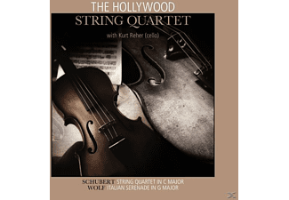 Kurt Reher, The Hollywood String Quartet - String Quartet In C Major - (Vinyl)