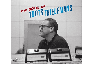Toots Thielemans - The Soul Of Toots Thielemans - (CD)