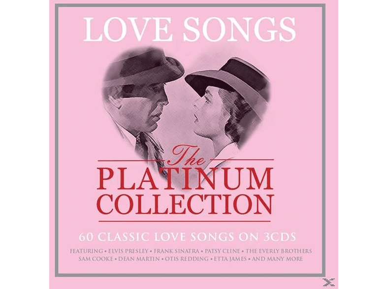 VARIOUS - Love Songs-Platinum Collection [CD]