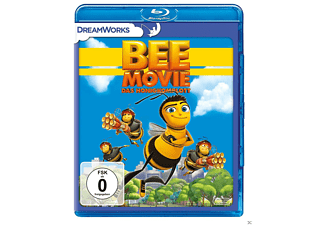 Bee Movie - Das Honigkomplott - (Blu-ray)
