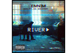 Eminem, Ed Sheeran, 2 Chainz, Phresher - River (2-Track) - (5 Zoll Single CD (2-Track))
