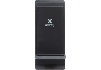 XTORM Wireless Fast Charging Stand (QI) Angle, Ladestation, Schwarz