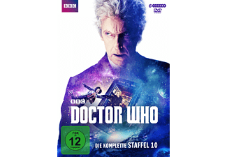Doctor Who - Staffel 10 - (DVD)
