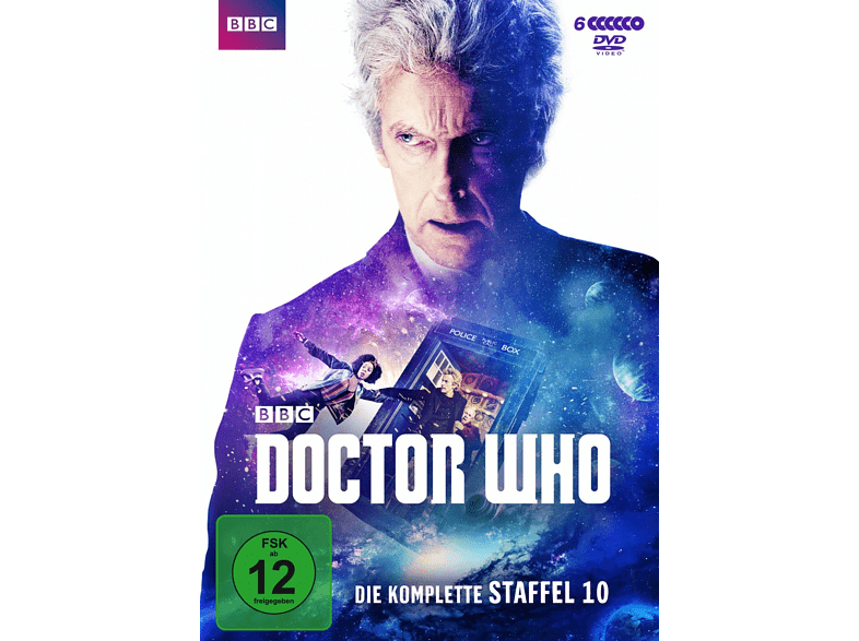Doctor Who - Staffel 10 [DVD]