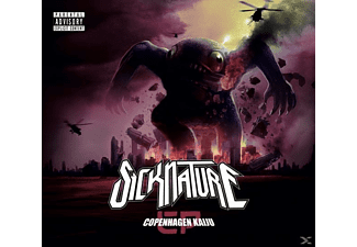 Sicknature - Copenhagen Kaiju (Ltd.Vinyl Edition) - (Vinyl)