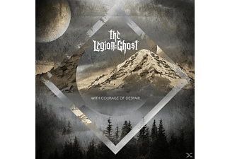 The Legion:ghost - With Courage Of Despair - (CD)